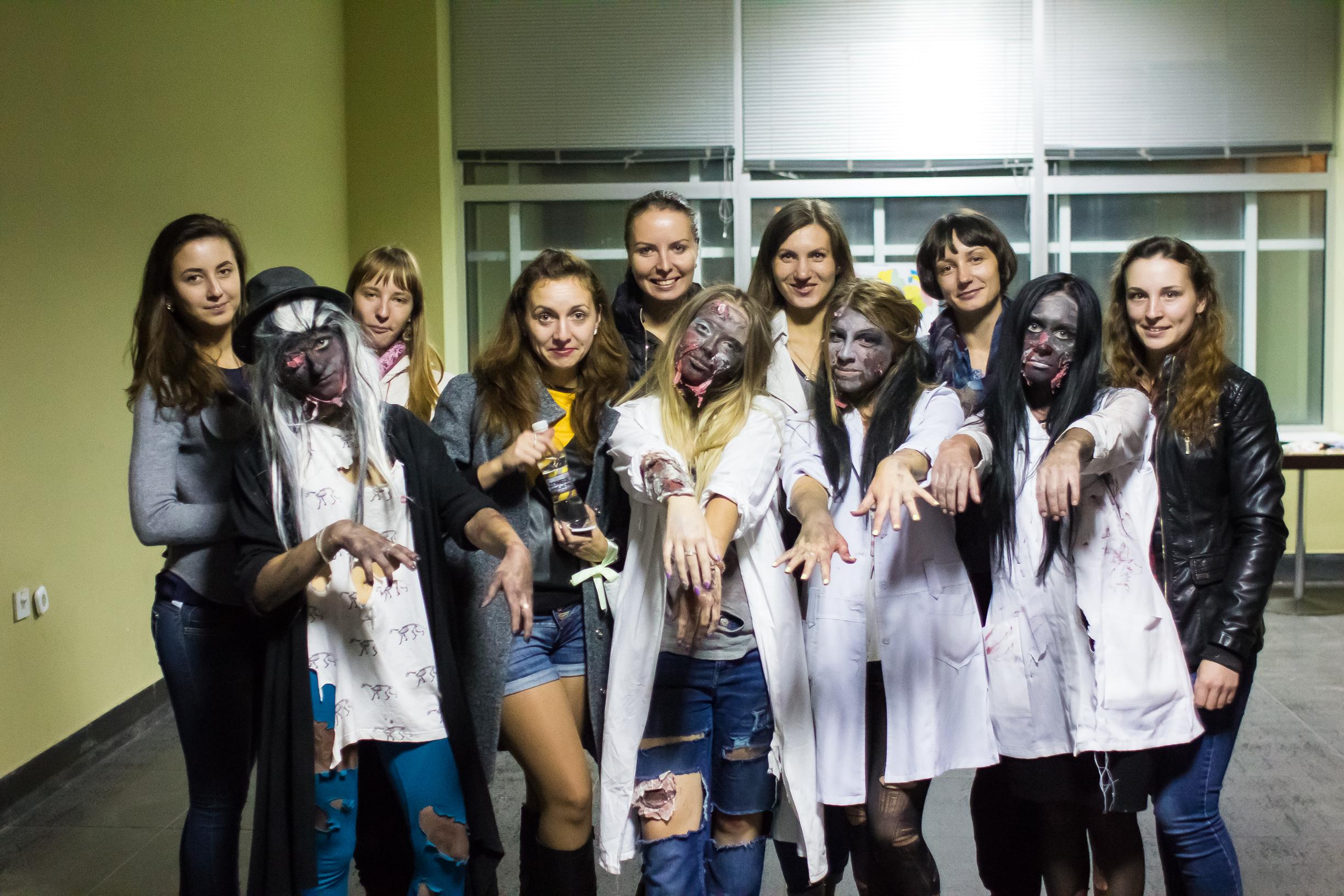 квест зомби